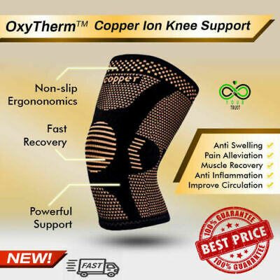 OxyTherm™ Copper Ion Knee Support-Hight Quality