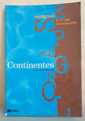 Continentes 2°  1° Lv3 Sect Stt Eleve Prof. Ecercices