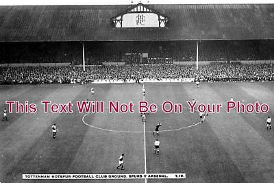 LO 862 - Tottenham Hotspur Football Club Ground, Spurs v Arsenal, London Photo