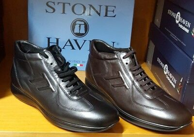 info for b5d68 31bd8 SCARPE SNACKERS UOMO Stone Haven By Soldini 20580 A/I 2018 ...