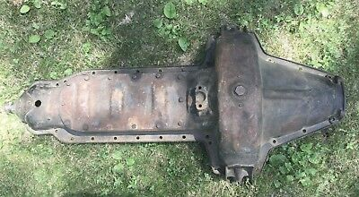 Model T Ford Engine Pan