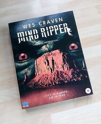 MIND RIPPER BLU RAY (88 FILMS) with SLIPCOVER (WES CRAVEN)