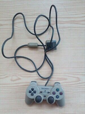 Mando Playstation Gris Dualshock 2 PS2