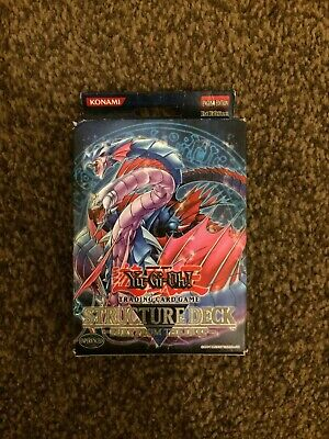 Fury from the Deep Structure Deck SD4 (Factory Sealed) *1st Edition - Yugioh
