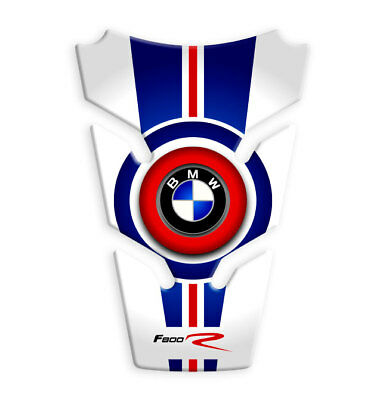 Motorcycle Tank Pad Protector Sticker | (BMW) F800R Motorsport