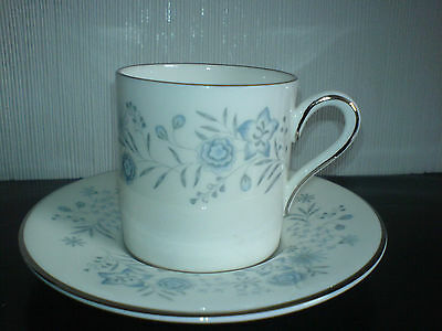 WEDGWOOD BELLE FLEUR Demitasse Coffee Cup and Saucer x 1 R4356 (3 available )