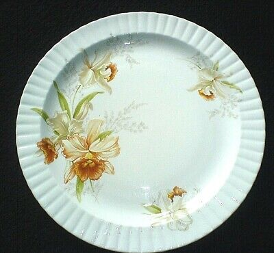 ROYAL WORCESTER SPODE HAMMERSLEY HAM122 Bone China 8in Plate x1 c1976 (4 avail)