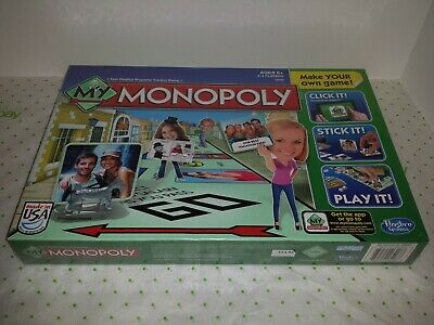 My Monopoly Board Game NEW