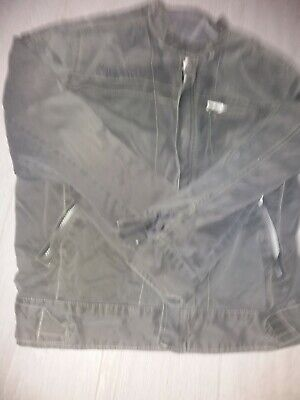 River Island Jacket Girls Size L in grey