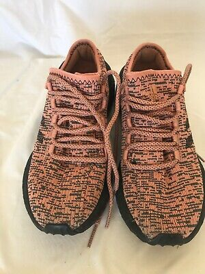35f20d8c9 Men s Size 7 ADIDAS PUREBOOST TRACE PINK CORE BLACK CG2985 RUNNING Shoes