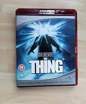 The Thing (HD DVD, 2007) JOHN CARPENTER