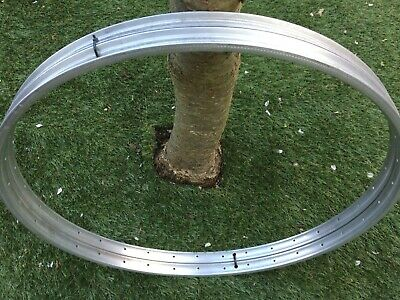 "New Old Stock Pair Of Vintage 1980'S 26 X 1 3/8"" Weinmann Alloy Rims 36 Hole"