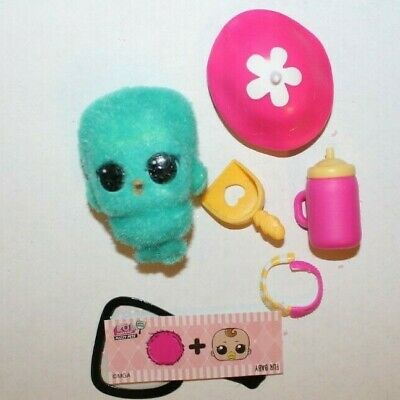 LOL Surprise Dolls Fuzzy Pets ~ Go Go Birdie ~ Authentic