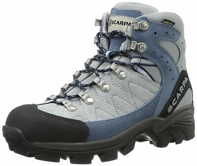 2bda48bd22a SCARPA WOMEN'S KAILASH GTX Pewter/Jeans Hi-Trail Fly Hiking Boots $209 NWOB