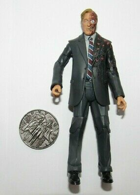 Batman Two Face Prop Trick Coin Harvey Dent The Dark Knight Costume Coins F B6T4