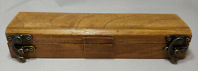 Dungeons & Dragons Plain Dice Box Double Latches for Polyhedral Dice Set 204