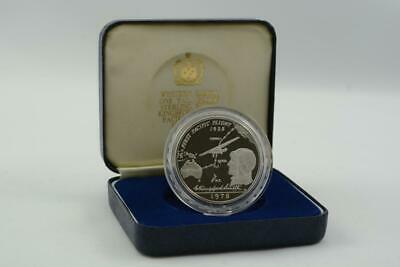 Western Samoa - 1978 - 1 Tala Proof Coin - First Transpacific Flight