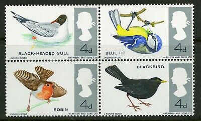 Great Britain   1966   Scott # 464a    Mint Never Hinged Set