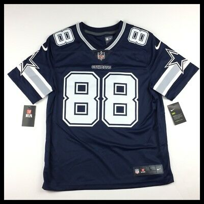 b025c7e8f NFL Dallas Cowboys Dez Bryant Limited Jersey Stitched Navy Size Large L NWT  $150
