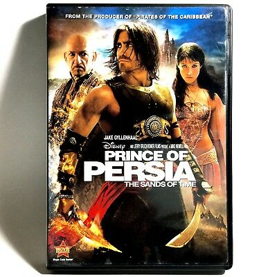 Prince of Persia: The Sands of Time (DVD, 2010, Widescreen) Jake Gyllenhaal
