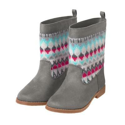 NWT Gymboree Ice Dancer Gray Boots Booties Many sizes toddler kid Girls