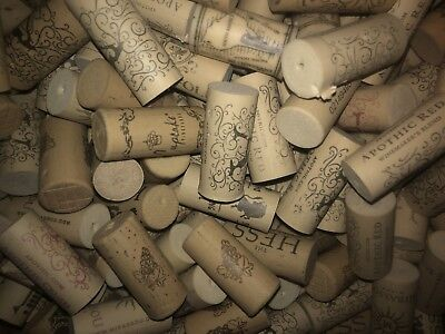 Lot of 50 Artistic Synthetic Wine Corks ~ Great for Weddings or Arts & Crafts