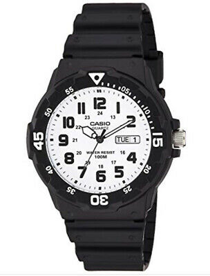 Casio Gents Black Collection 100 Meters MRW-200H-7BV Watch. TOIV