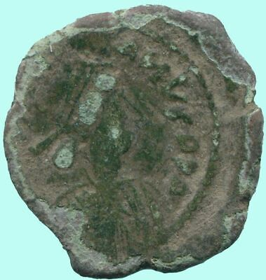 AUTHENTIC BYZANTINE EMPIRE  Æ Coin 3.3 g/19.86  mm ANC13590.16