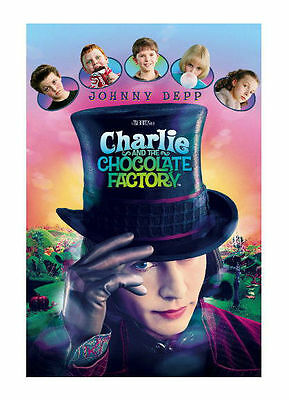Charlie And The Chocolate Factory ( DVD )