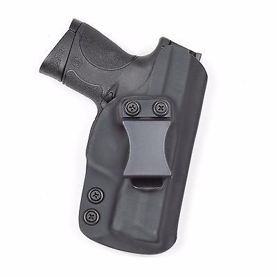 Badger State Holsters- Smith & Wesson M&P Compact 9/40 IWB Black Kydex Holster