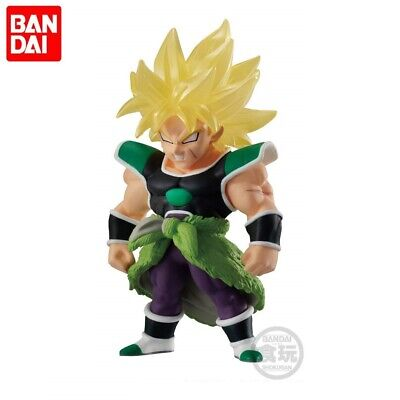 Bandai Dragon Ball Super Z Adverge 10 Mini Figure Toy Super Saiyan Broly NEW