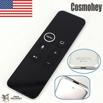 Genuine New Apple TV Siri 4K 4th Remote Control MQGD2LL/A EMC3186 A1962 US 2019