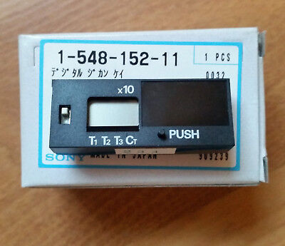 Sony Parts 154815211 Hour Timer Digital (Lcd)
