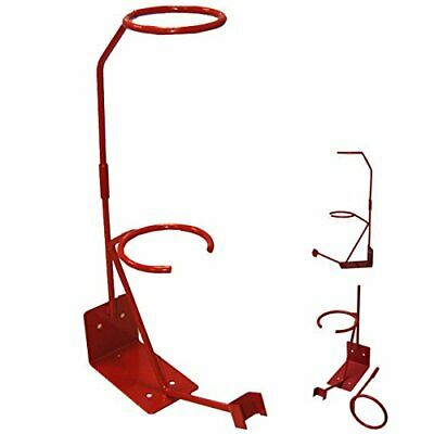 Gravity Feed Paint Spray Gun Stand with Strainer Holder HVLP Wall or Bench Mount