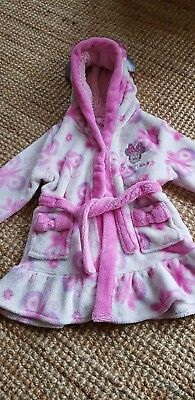 12-18 Months Minnie Mouse Dressing Gown