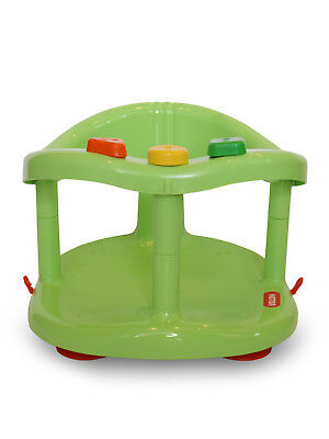 Keter Infant Baby Bath Ring Tub Seat Color Green Brand New Fast Shpping