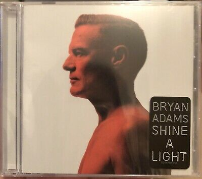 Bryan Adams - Shine A Light (Brand New CD)