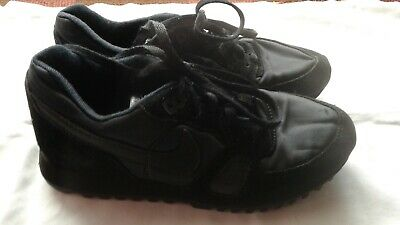 the best attitude 3ec87 1f210 NIKE Women s Trail Running Shoes, Black Silver, Size 6.5, Pre-Owned!