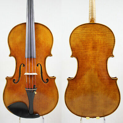 "Master Performance!A Strad Viola Copy,16.5"",Aubert bridge! #2812 Aubert bridge!"