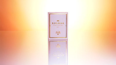 BRAND NEW CARDS - Regalia White Playing Cards