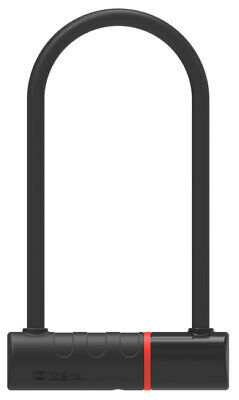 Bike Security Lock Zefal K-Traz U11 D-Lock 230mm Black