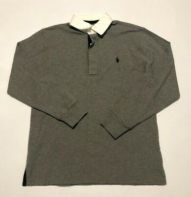 Polo by Ralph Lauren boys rugby shirt M(10-12)