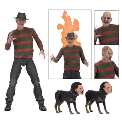 """A Nightmare on Elm Street ~ FREDDY Ultimate Part 2 ~  7"""" Action Figure by NECA"""