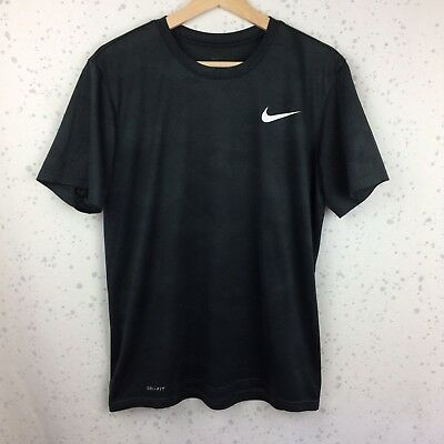 Nike NIKE men Nike dry fitting legend 2.0 Dri FIT short sleeves T shirt tops 718834