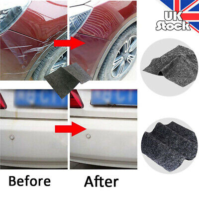 For Car Scratch Polish Magic Cloth Light Paint Remover Scuffs Surface Repair New