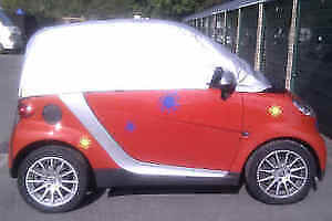 Smart ForTwo Mk1 Top Cover. Top quality winter & summer protective cover