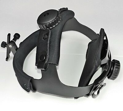 Dental and Surgical Loupes, LED Lights and HD Cameras Headband with back support