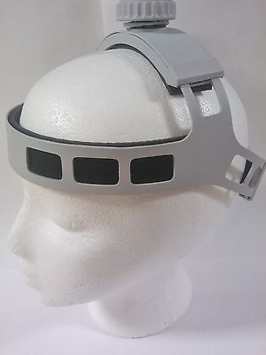 Dental LED Lights and Loupes Headband