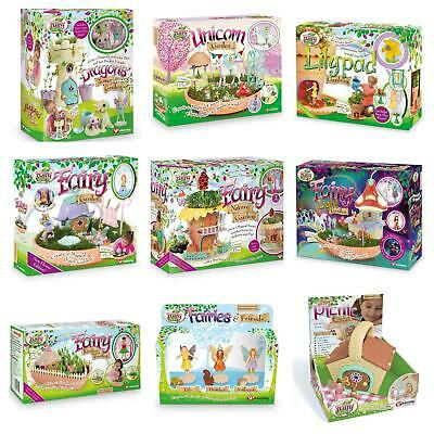 My Fairy Garden: Fairy Garden, Flower Pot & Unicorn Garden by Interplay