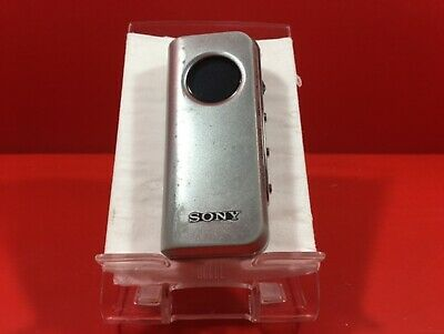 S With Tracking AM Radio Pocketable Silver M98 SRF-M98 USED SONY FM Stereo